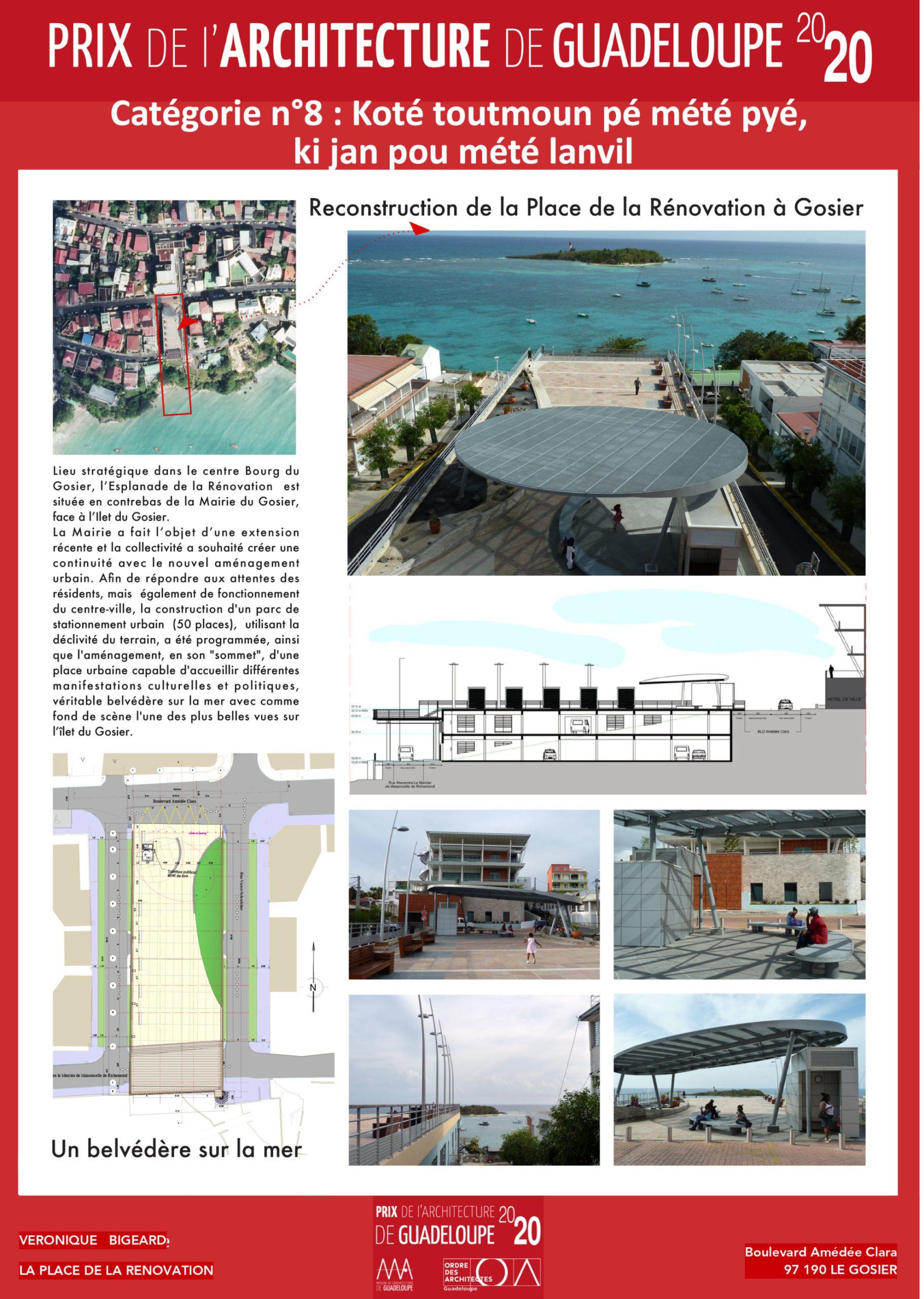 Place de la Rénovation