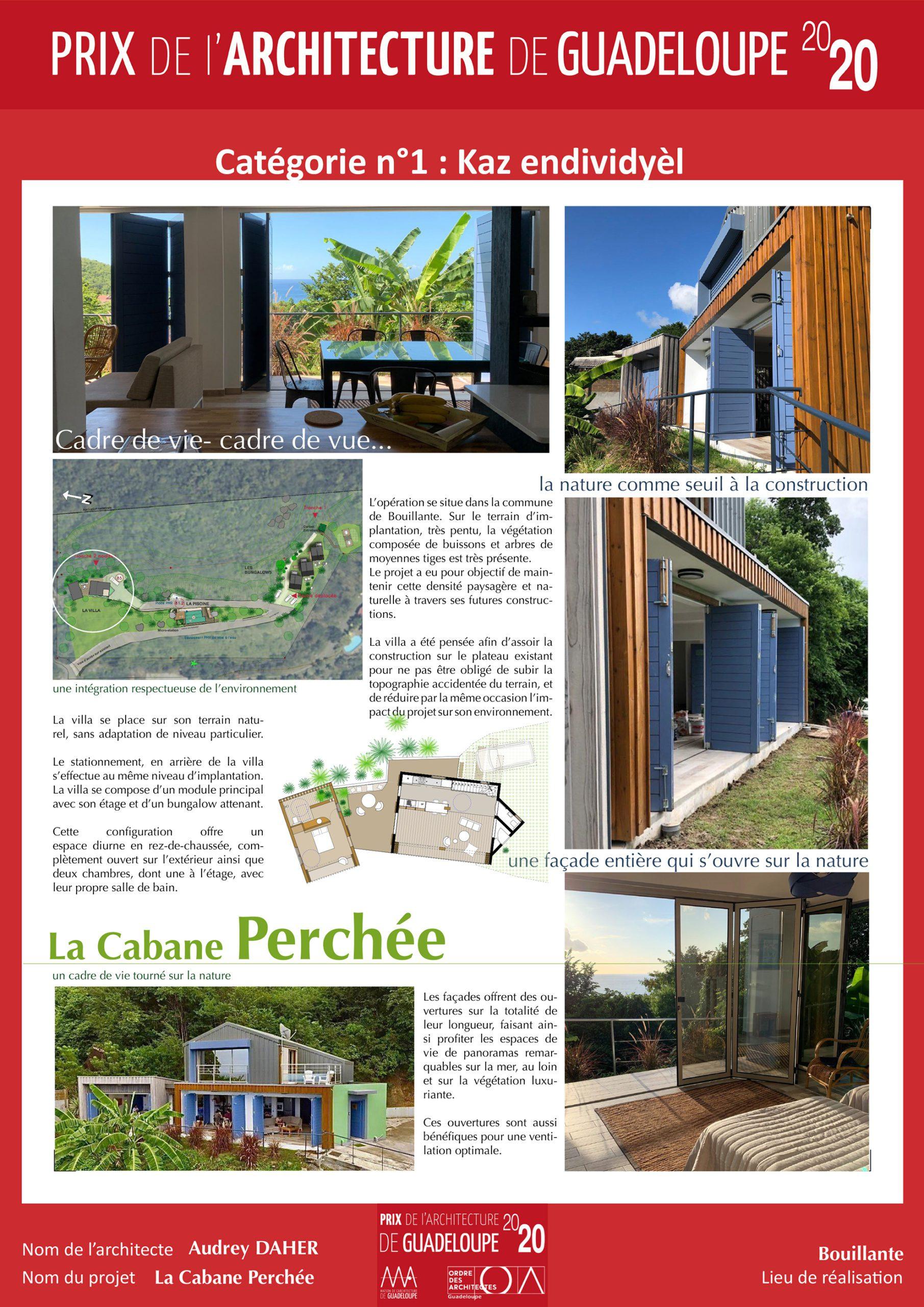 La Cabane Perchée (Audrey Daher)