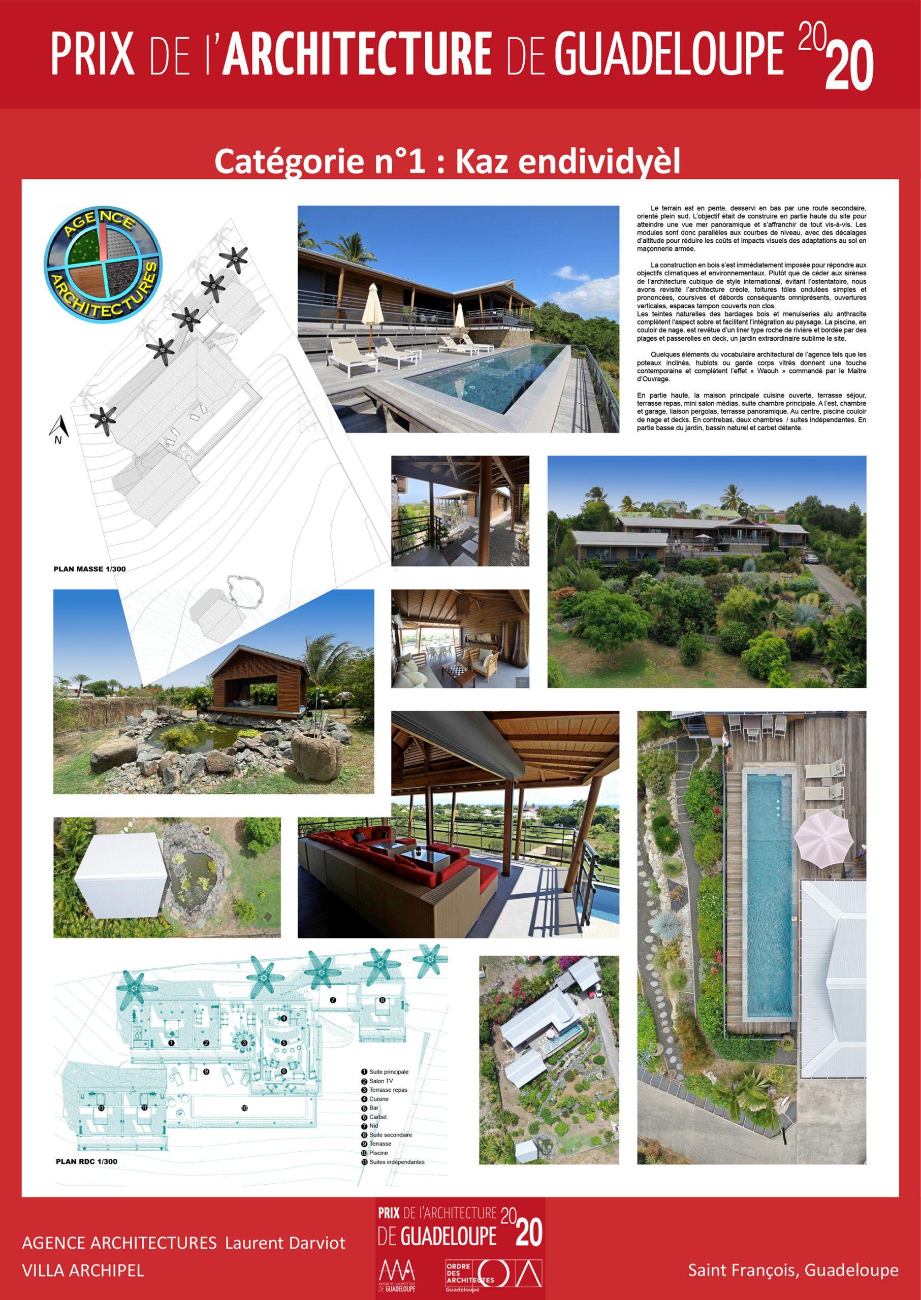 Villa Archipel (Laurent Darviot)